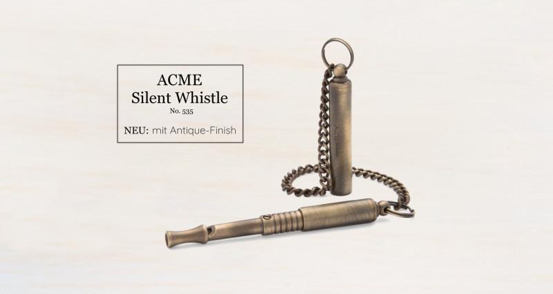 ACME Silent Whistle - Antique