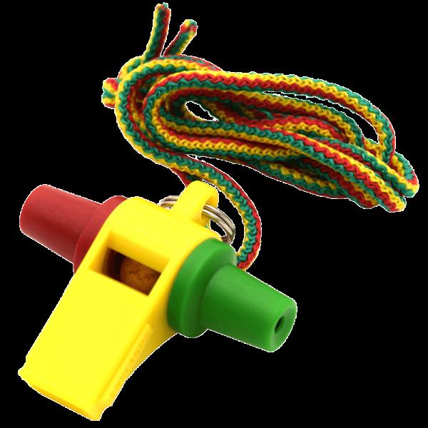 ACME Samba Whistle No. 475 - Samba Pfeife Kunststoff